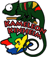 Logo StamApp Scouting Kameleon Kinheim