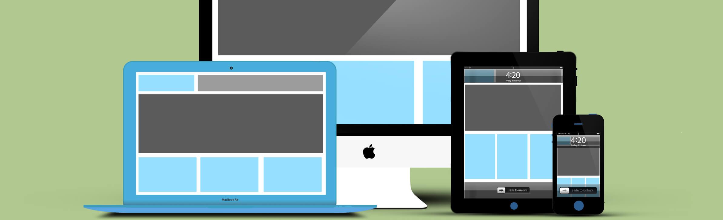 Artikel Google en Responsieve Website Design, Het optimaal weergeven van webpagina's