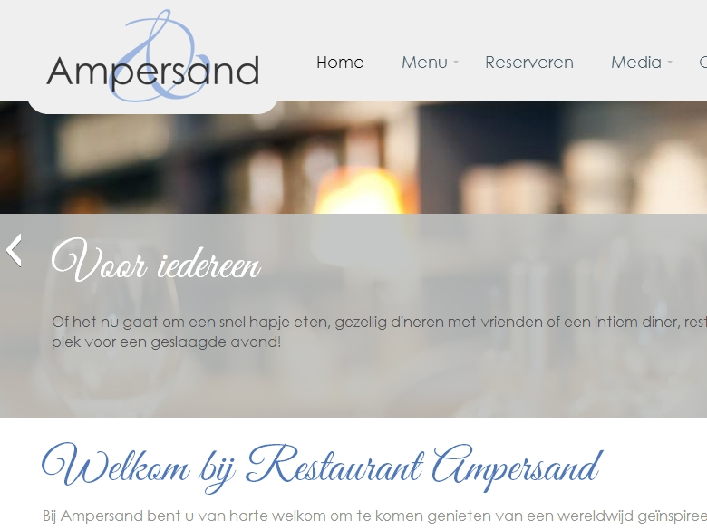 Restaurant Ampersand