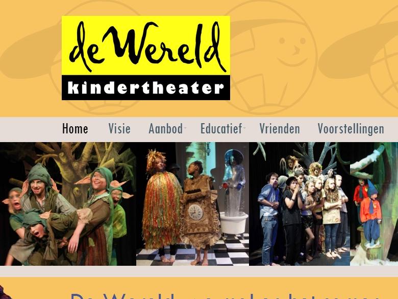 De Wereld Kindertheater