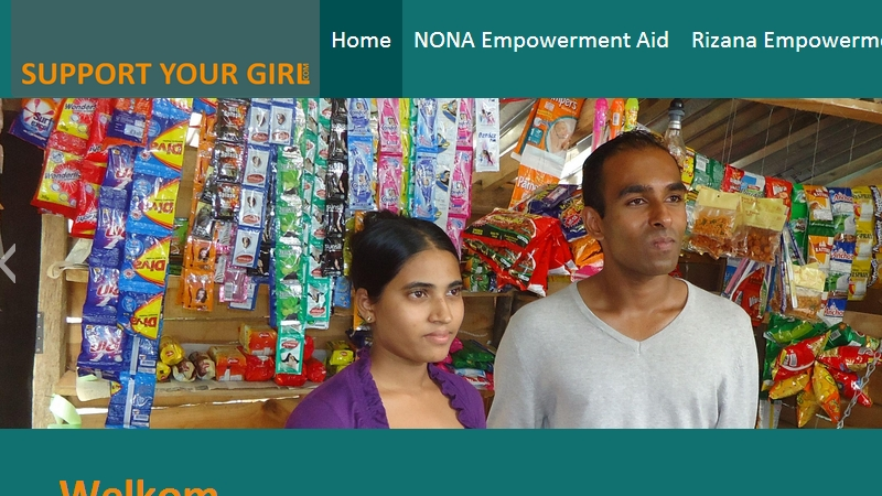 Support your Girl – NONA Foundation
